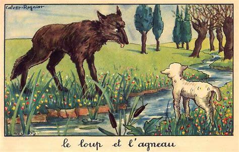 Fables De La Fontaine Calvet Rogniat Ruedesfables Net
