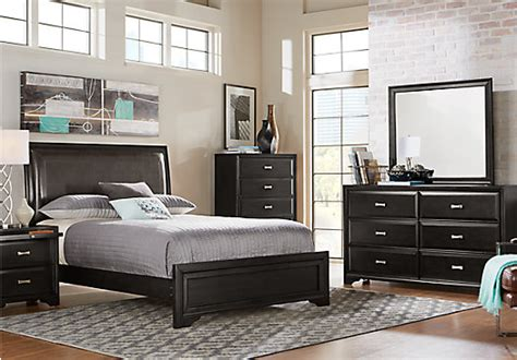 Vergara White Qn affordable bedroom sets for sale 5 6 suites