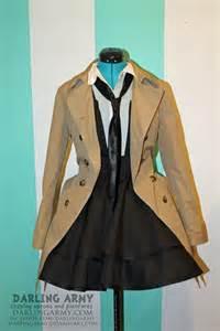 castiel supernatural cosplay pinafore dress accessory