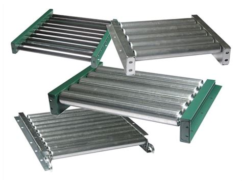 Gravity Roller Konveyor gravity roller conveyor systems and parts rollers