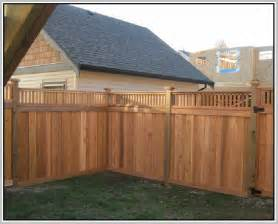 Your home improvements refference cedar fence designs