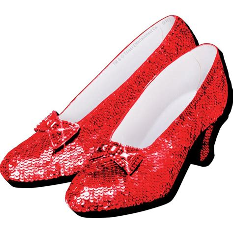 Ruby Sleepers by Wizard Of Oz Ruby Slippers Magnet 840391105720
