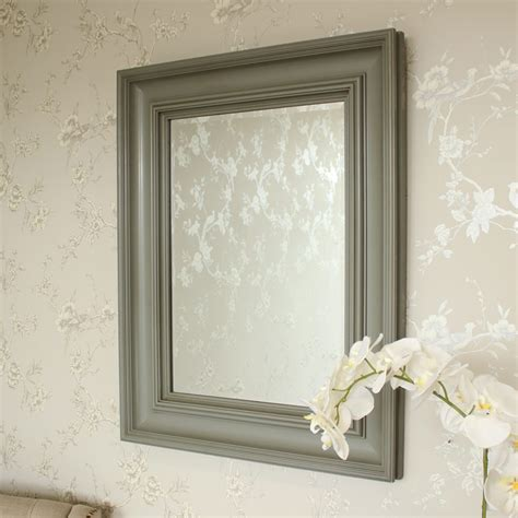 grey wall mirror melody maison 174