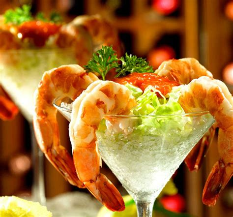 martini shrimp jumbo shrimp cocktail
