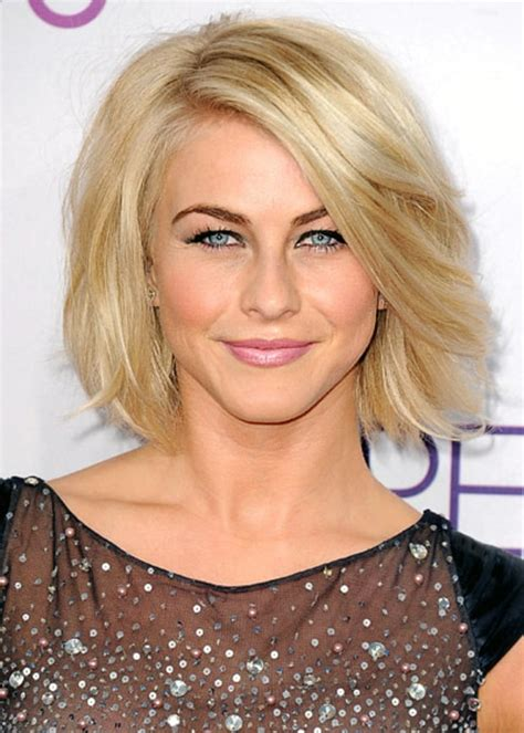 safe haven actress hairstyle julianne hough best celebrity haircuts from short to