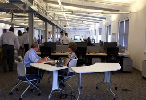 Office Space Utilization Gsa Leads The Way In Shrinking Office Space Government