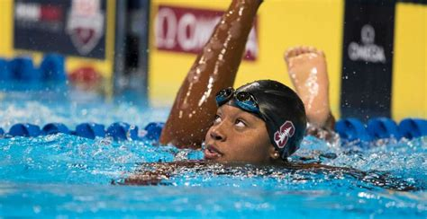 Centurylink Background Check Sugar Land S Manuel Adds 50 Meter Freestyle To Olympic Itinerary Houston Chronicle