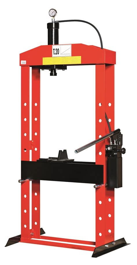 Hydraulic Motorcycle Bench by Hydraulic Press 20 Tons General Shop Equipment Floor