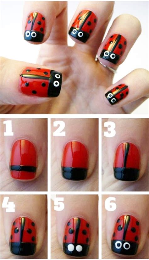 Easy Nail Designs Beginners Step Step easy nail designs for beginners step by step