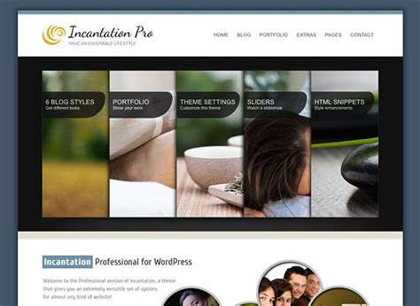 theme with page templates 101 awesome new themes webdesigner depot