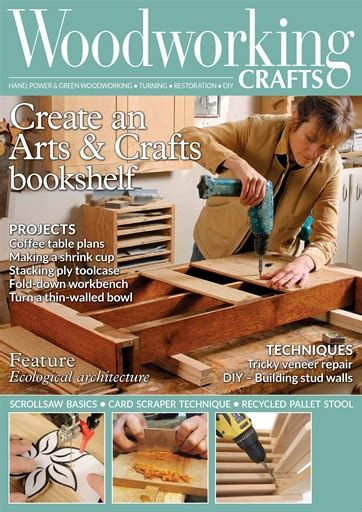 woodworking crafts magazine january  subscriptions