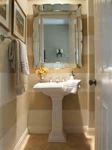 Half Bathroom Decorating Ideas Pictures by Powder Baths And Half Baths 10 Fabulous Design Ideas