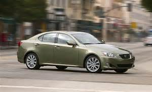 Lexus Is250 X Car And Driver