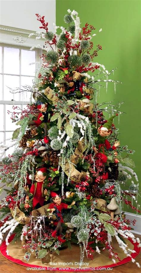 elf tree christmas party pinterest