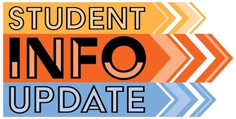 student info update school district  la crosse
