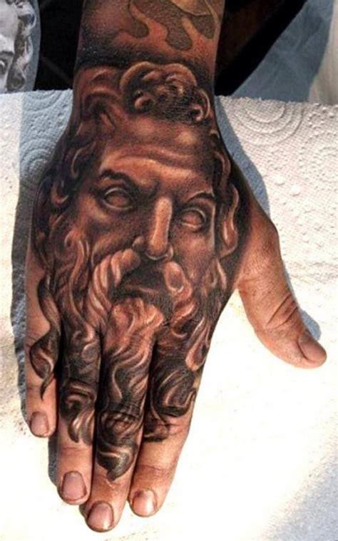 hand tattoo designs men inspiration