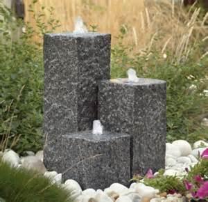 granit garten granitbrunnen zeitlos sch 246 n einfach nat 252 rlich