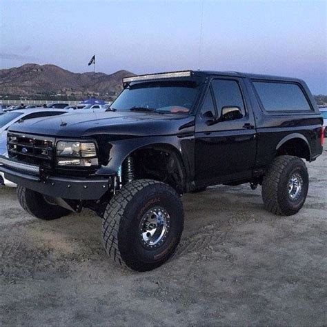 prerunner bronco ford bronco prerunner fenders pictures to pin on