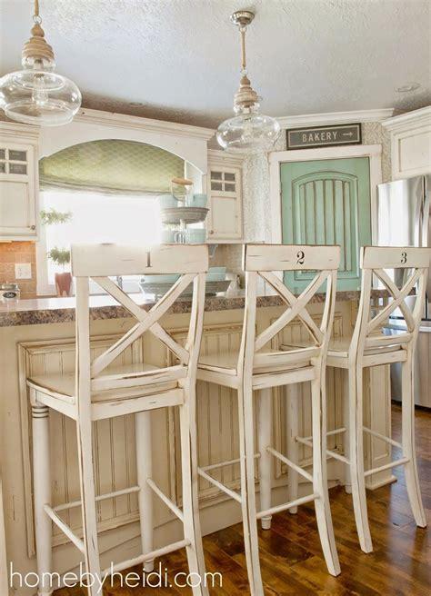 updated kitchen homebyheidicom trendy farmhouse kitchen