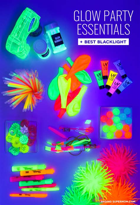 black light art supplies 90 glow in the dark paint party ideas amazonsmile uv
