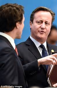 Justin Talks About Cameron by David Cameron Reveals There Was A Foiled Terror Attack On