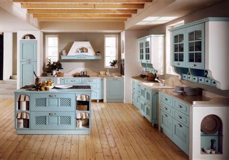 cucina azzurra cucine in muratura rustiche e moderne foto design mag