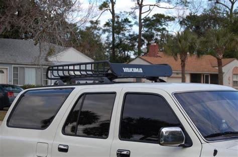 Yakima Warrior Rack by Yakima Load Warrior Basket Harley Davidson Forums