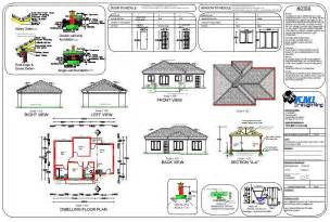 cad building template house plans type sqft for small homes design