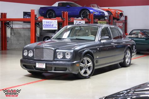 2009 bentley arnage t for sale 2009 bentley arnage t stock m5510 for sale near glen