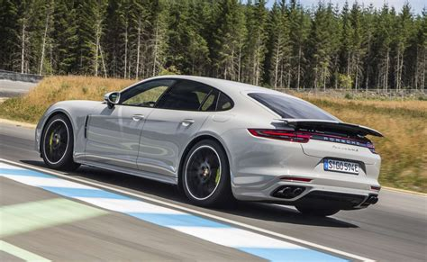 Porsche Panamera S by The 2018 Porsche Panamera Turbo S E Hybrid Is A Mind