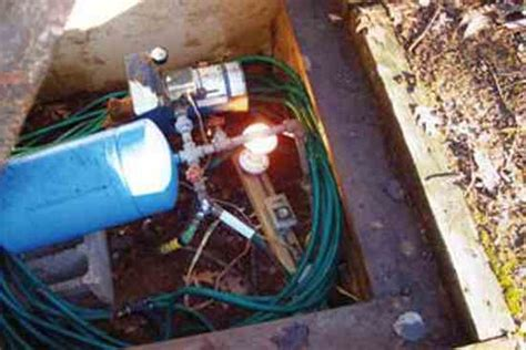 how to build a well house build a simple well house heater diy mother earth news