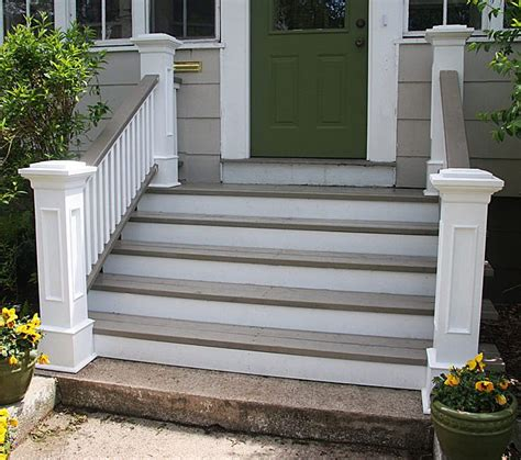 front steps home ideas