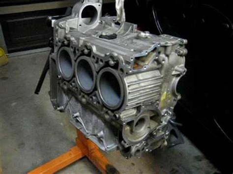 porsche boxster s engine assembly youtube