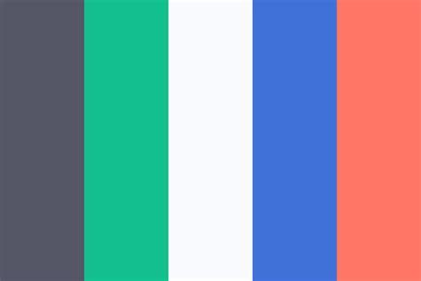 flat color palette overflow flat ux color palette
