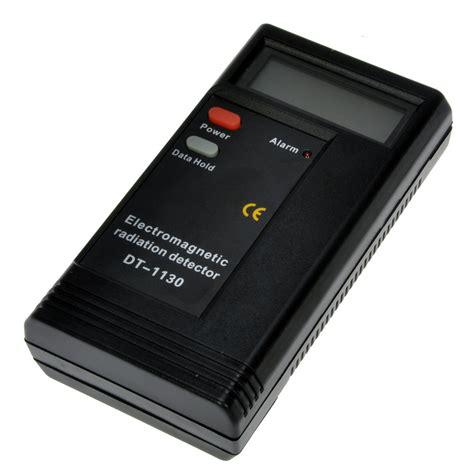 Digital Electromagnetic Radiation Detector Dt 1130 Dt 1130 New Lcd Digital Electromagnetic Radiation Detector Emf Meter Tester Portable Radiation