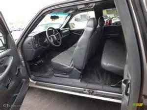 2002 chevrolet silverado 1500 extended cab interior photos
