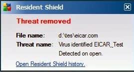 membuat virus tanpa terdeteksi antivirus mengetes program antivirus dengan membuat virus palsu