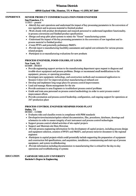 food expeditor resume exle foodfash co