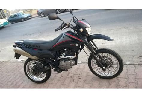 Suzuki Second Suzuki Dr125sm Malta Second Motorcycles Malta