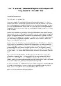 9th Grade Persuasive Essay by 9th Grade Persuasive Essay Sle