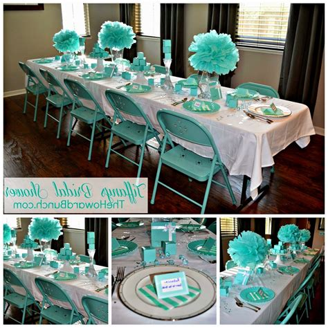 ideas for bridal shower table decorations kitchen tea table decoration ideas best of bridal shower