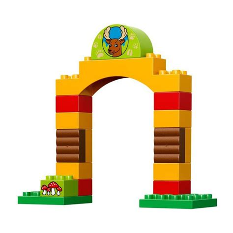 Lego Duplo 10584 Forest lego 10584 forest lego 174 sets duplo mojeklocki24