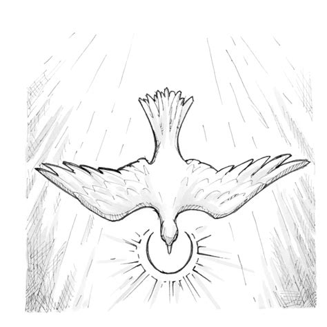 holy spirit tattoo designs catholic symbols dove my site daot tk