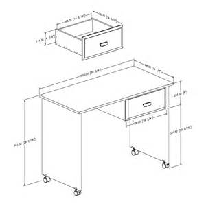 desk sizes south shore furniture 3576070 imagine small desk lowe s