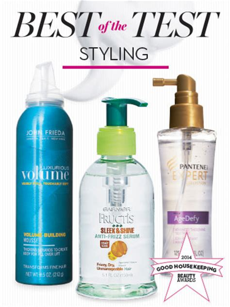 Best Hair Style Products by 2014 Housekeeping Hair Awards The Best Shoo