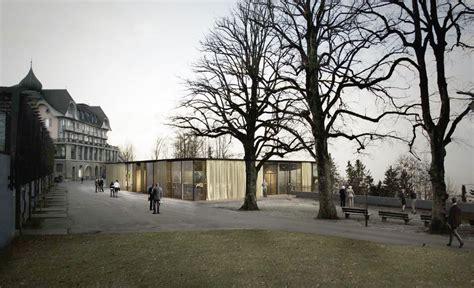 Pavillon Gurten by Visualisierung Des Pavillons Wie Er Sich Ab Ende Juni Auf