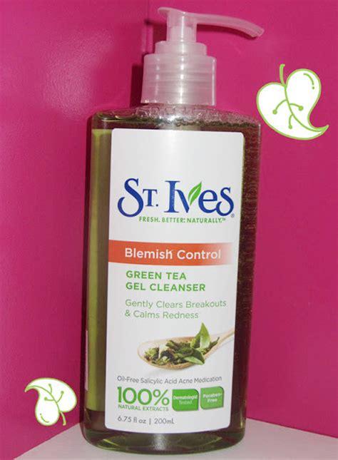 Jual Scrub St Ives in da housez st ives green tea gel cleanser