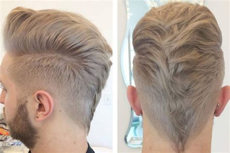 haircuts for rat faced people 10 faux hawk haircuts hairstyles for men man of many