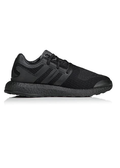Adidas Y3 Yohji Yamamoto Premium 1 y3 adidas yohji yamamoto pureboost black triads mens from triads uk