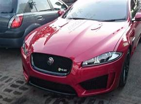 Jaguar Xf Bodykit Kits For Jaguar Xf Upgrate To Xfr S Total 25pcs With